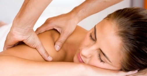 Massage tendinite épaule